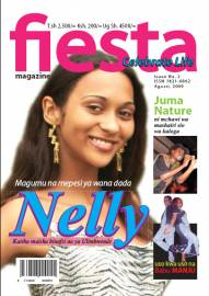 Fiesta magazine cover