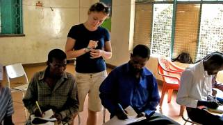 volunteer intern vocational training tanzania africa